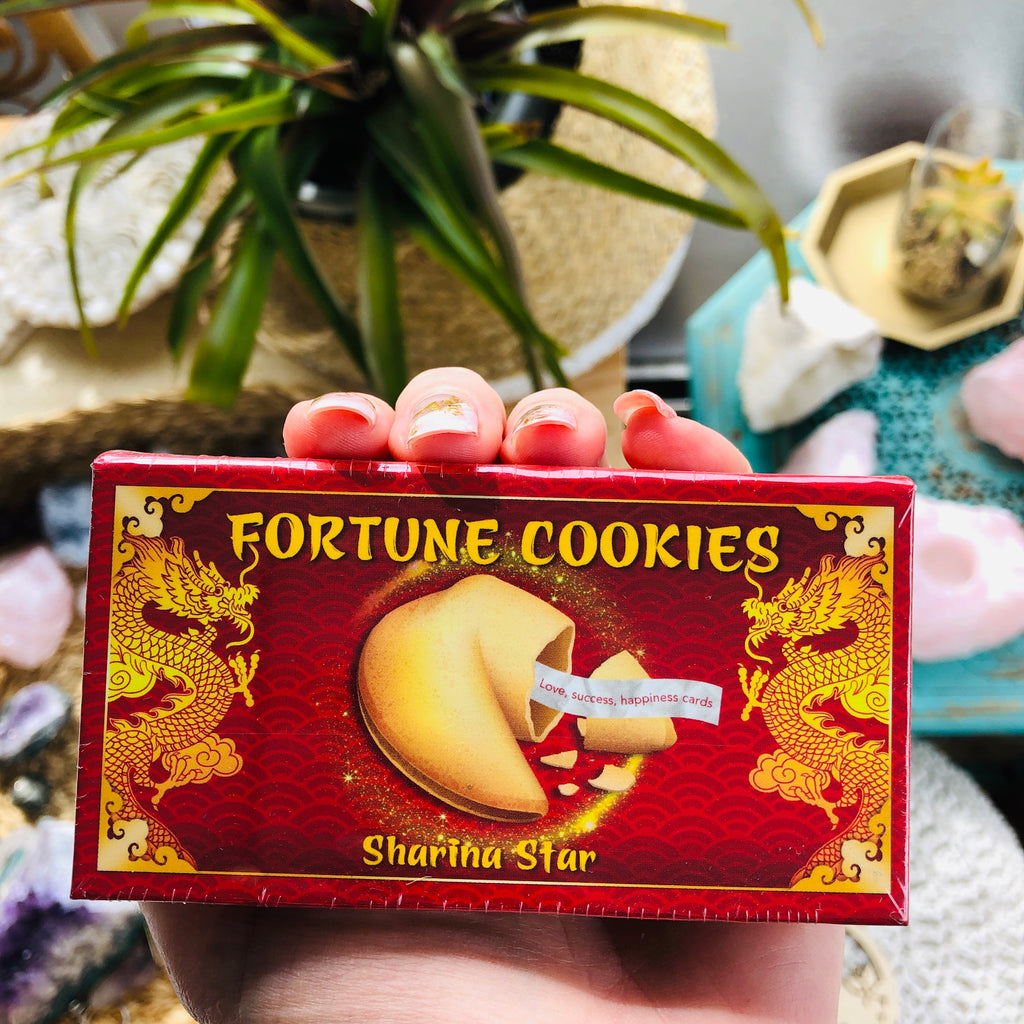 Cards X Fortune Cookie