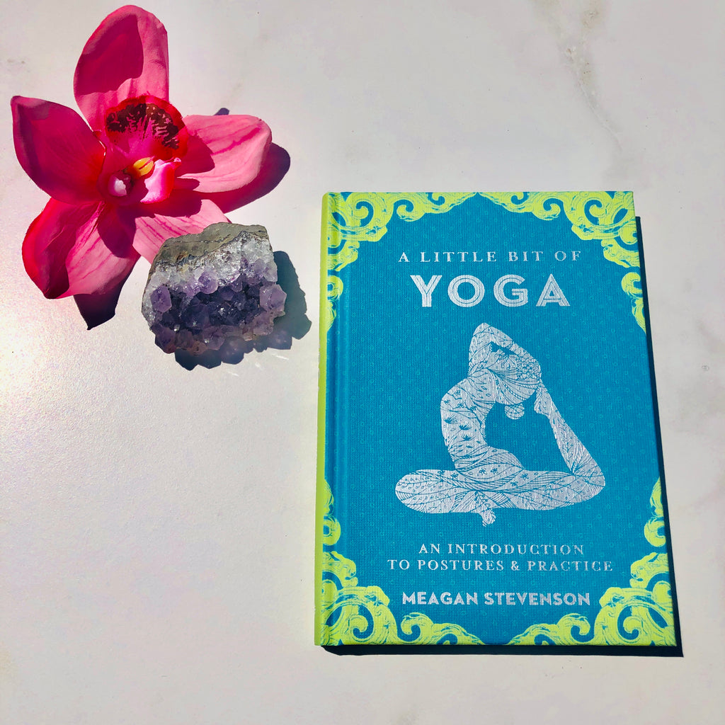 Books x A little bit of Yoga
