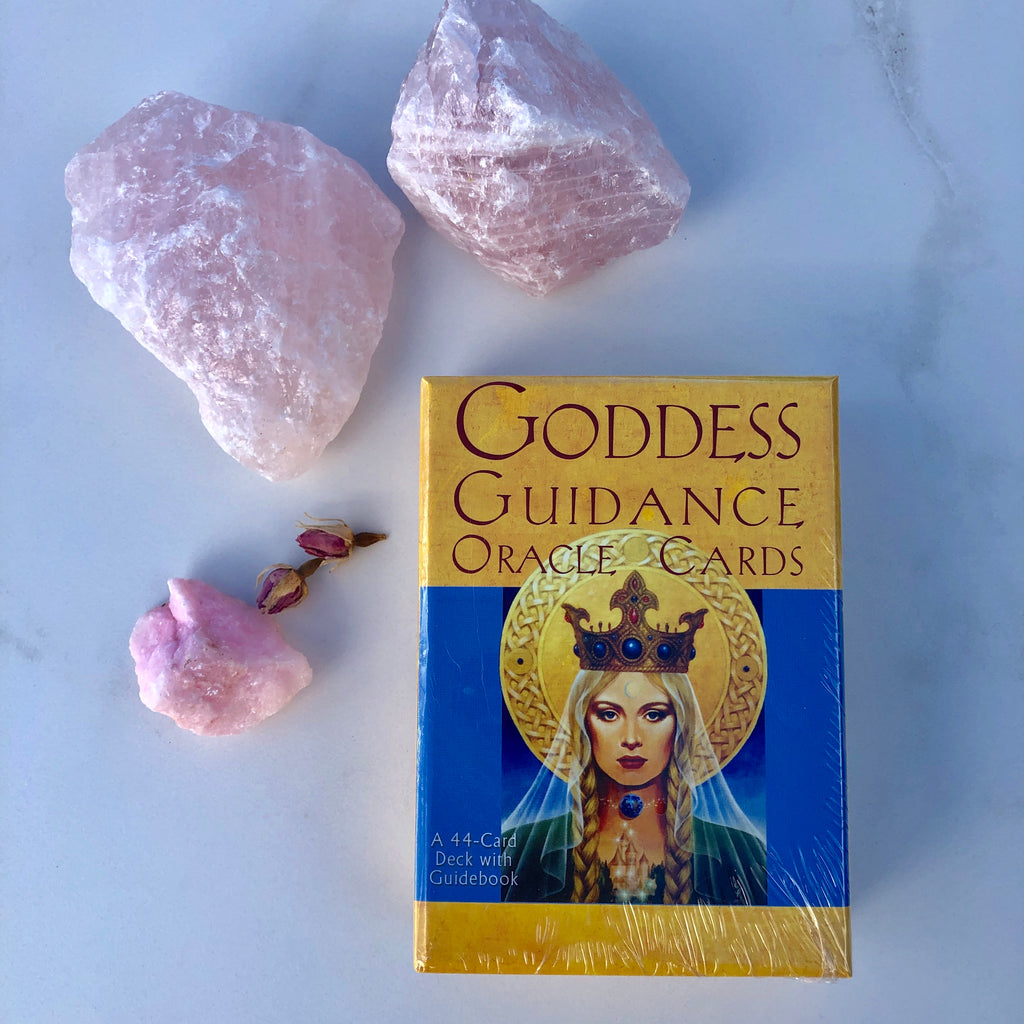 Cards x Goddess guidance Oracle cards
