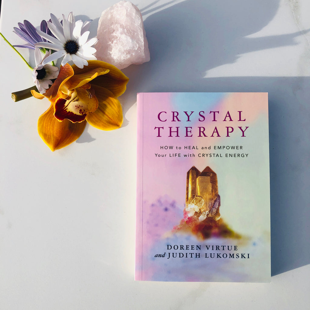Book X Crystal Therapy