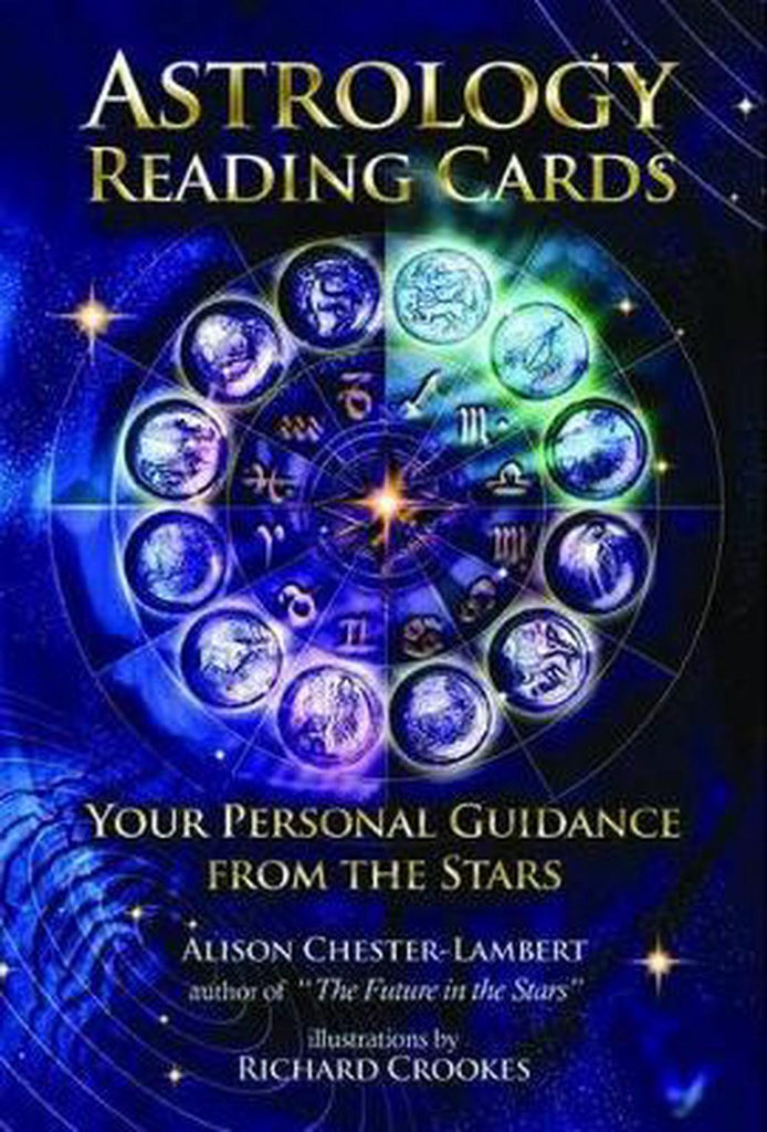 Cards x Astrology Reading Cards
