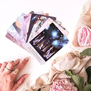 Personalised Card Reading with Crystal grid X Starseed