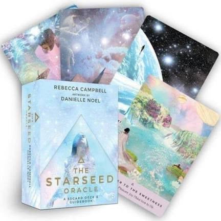 Cards X The Starseed Oracle
