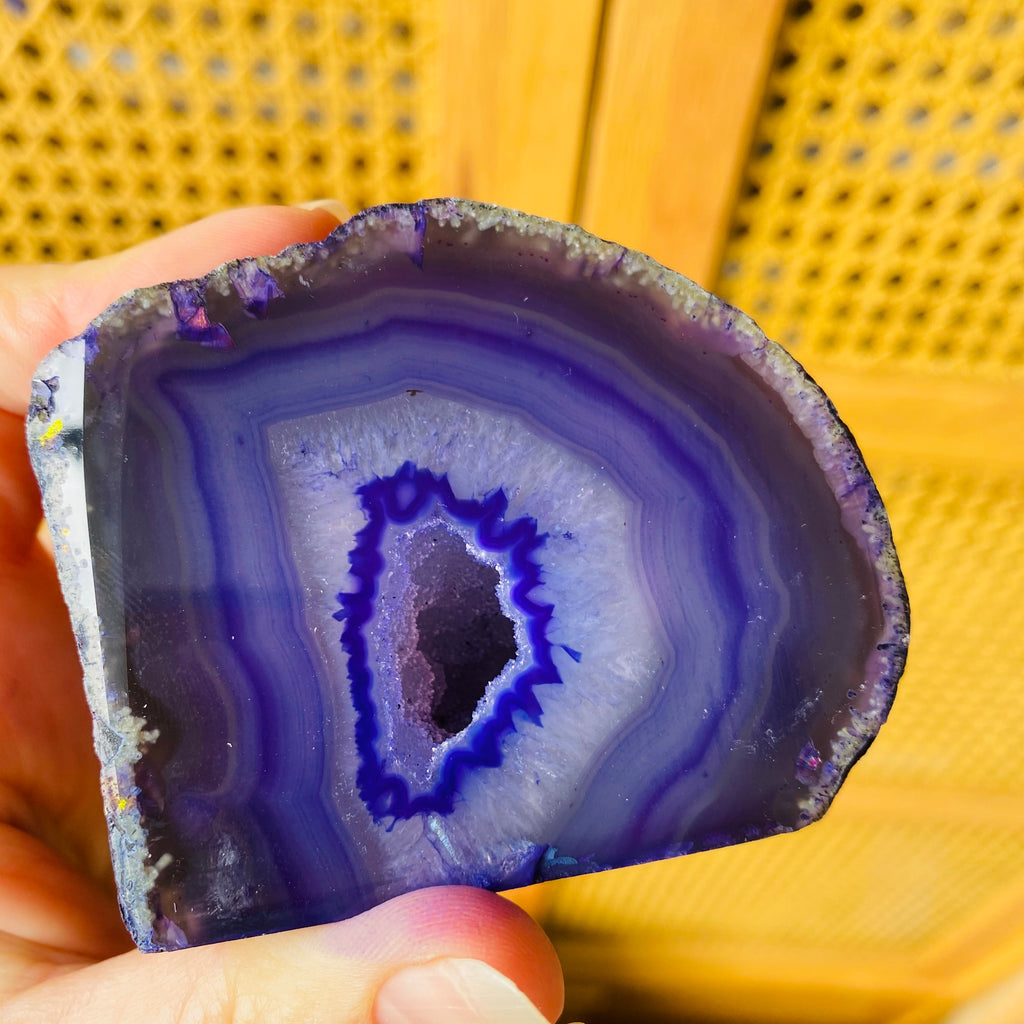 Agate Mini x Purple