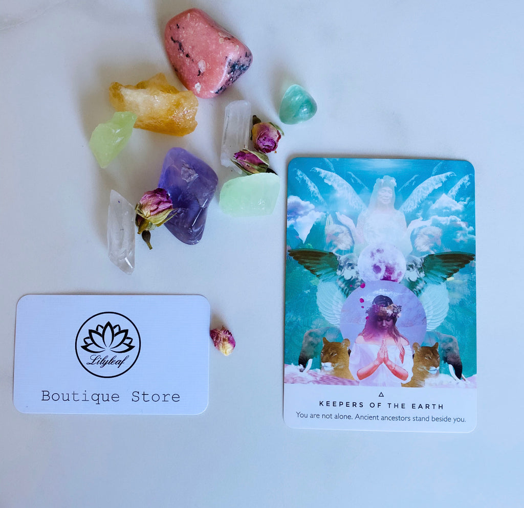 Personalised Card Reading X Work your Light