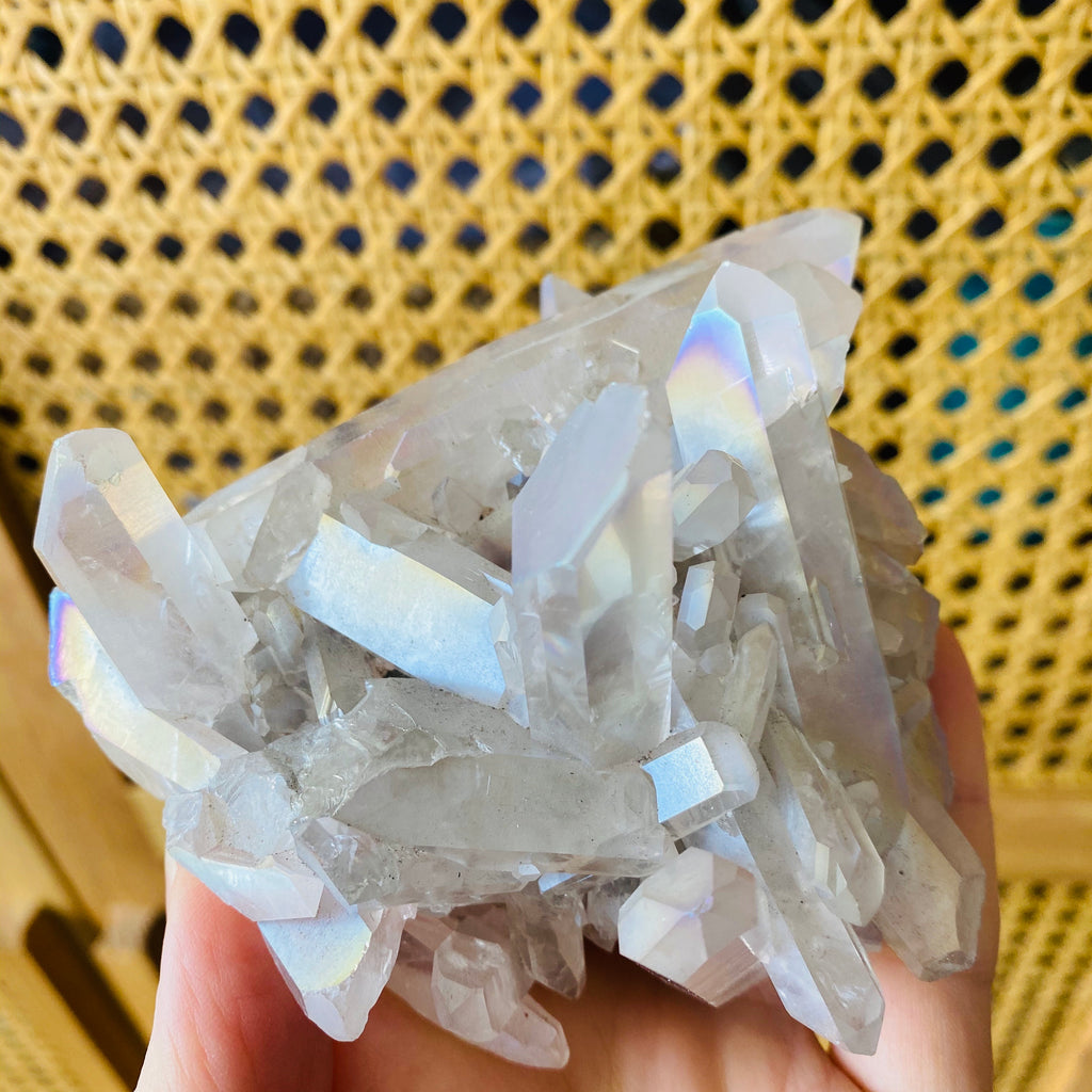 Angel Aura Cluster