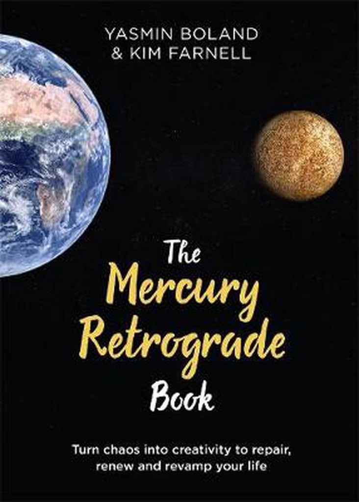 Book x The Mercury Retrograde Book