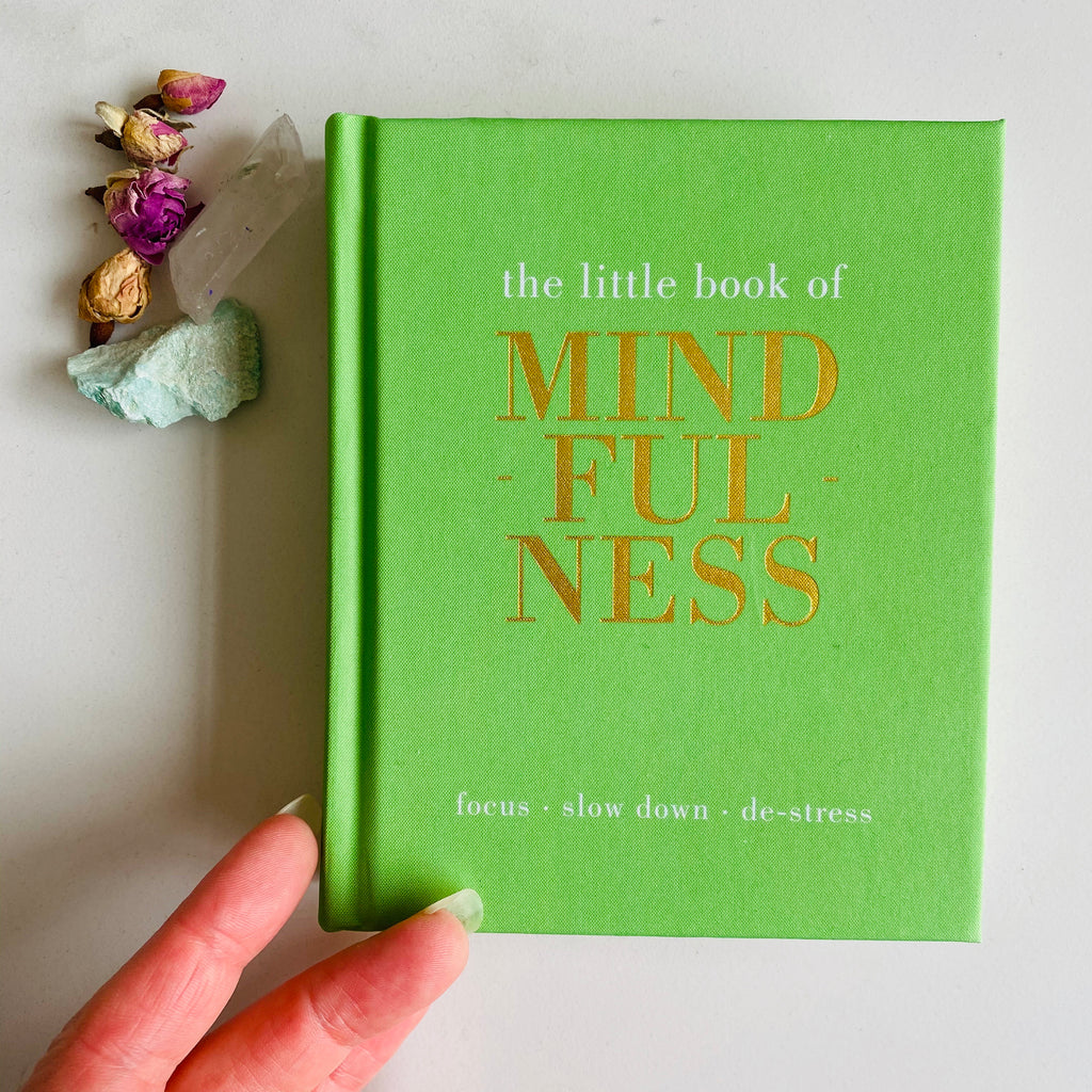 Book X Little book of mindfulness