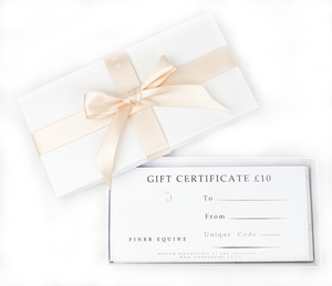 £10 Gift Certificate with Gift Box