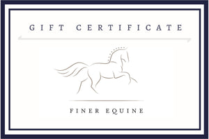 Digital Gift Certificates