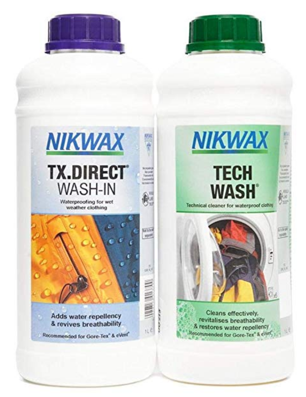 Nikwax Care Pack - Large