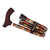 Circles Quad Walking Sticks