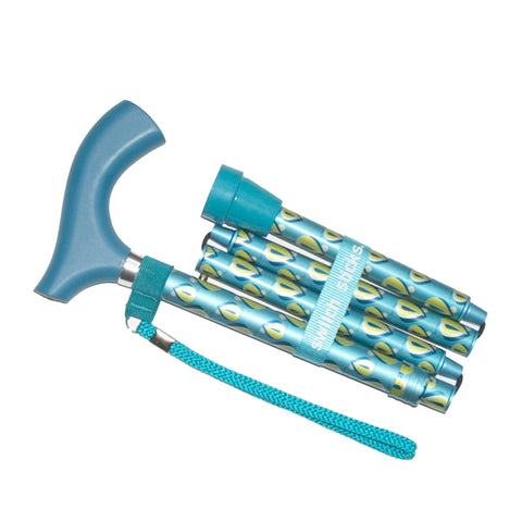 Blue Ferrule (Stripes)