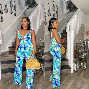 Tropicana Jumpsuit