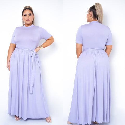 Bianca Plus Maxi Dress
