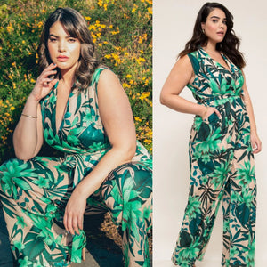 Gabby Plus Jumpsuit