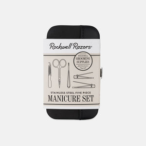 Five Piece Manicure Set | Rockwell Razors