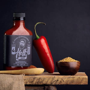 Hoff's Louisiana Style Hot Sauce | Hoff + Pepper