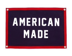 Oxford Pennant's American Made Camp Flag