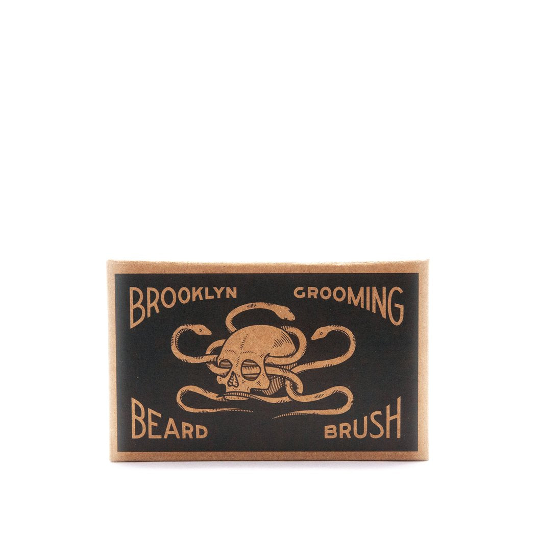 Bristle Beard Brush | Brooklyn Grooming