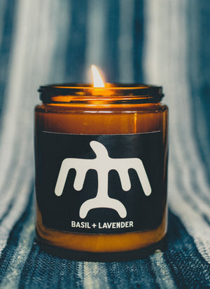 Candle | El Diablo | Bexar Goods Co.