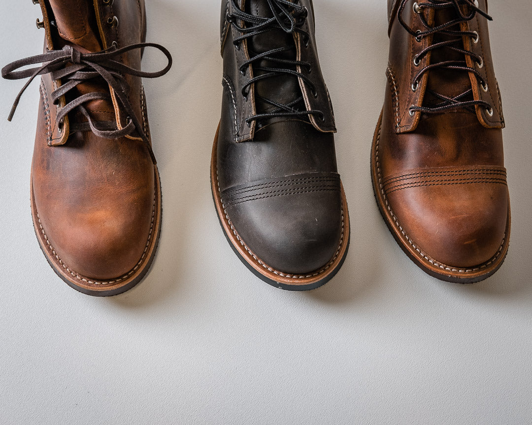 Iron Ranger Boot | Charcoal | Red Wing