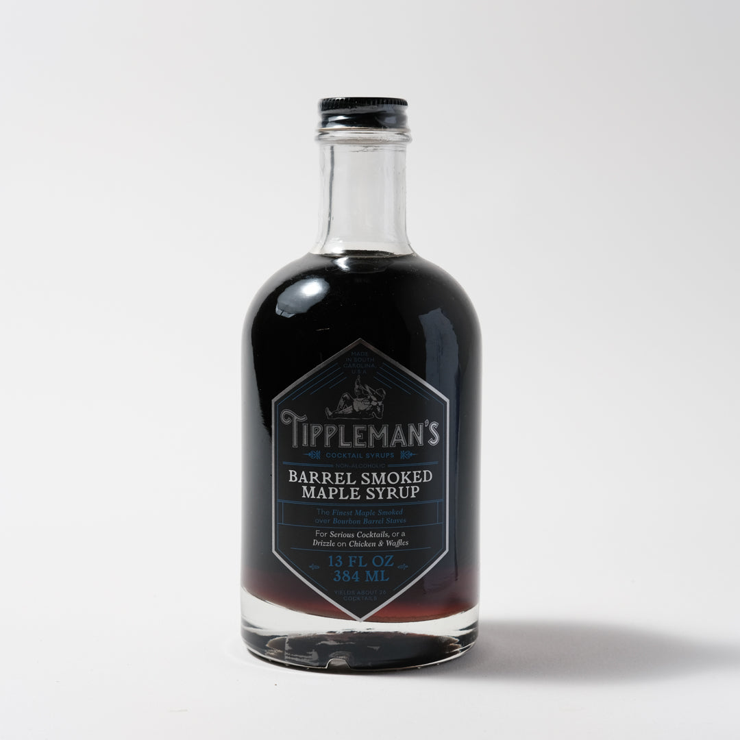 Barrel Smoked Maple Syrup | Tippleman's