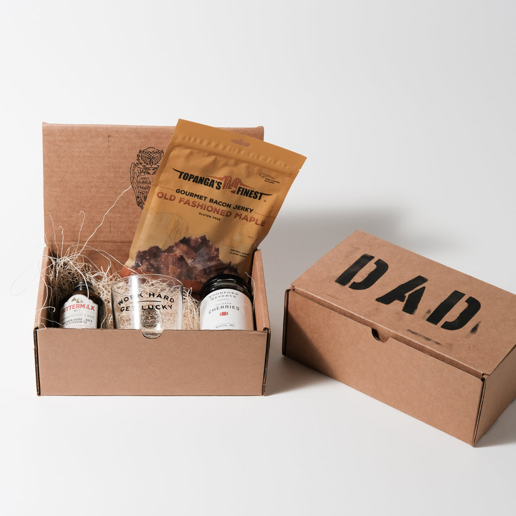 Father's Day Gift Box Old Fashion Set | The Southern Pines