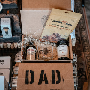 Gift Box Old Fashion Set | The Southern Pines