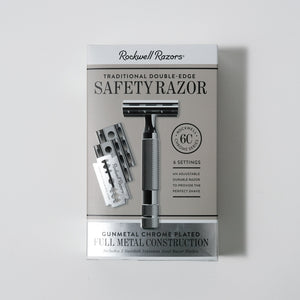 Double-Edge Safety Razor  | 6C | Rockwell Razors