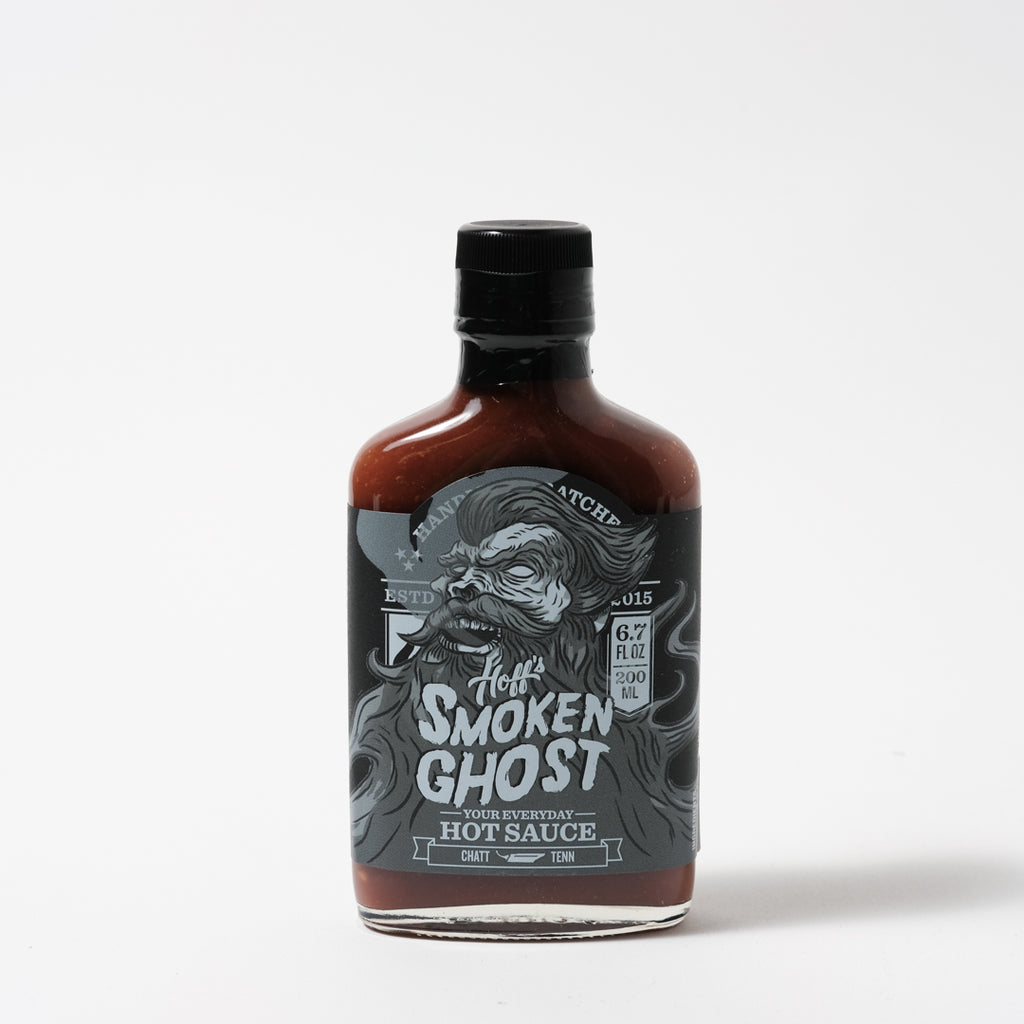Hoff's Chipotle Style Hot Sauce | Smokin' Ghost | Hoff + Pepper