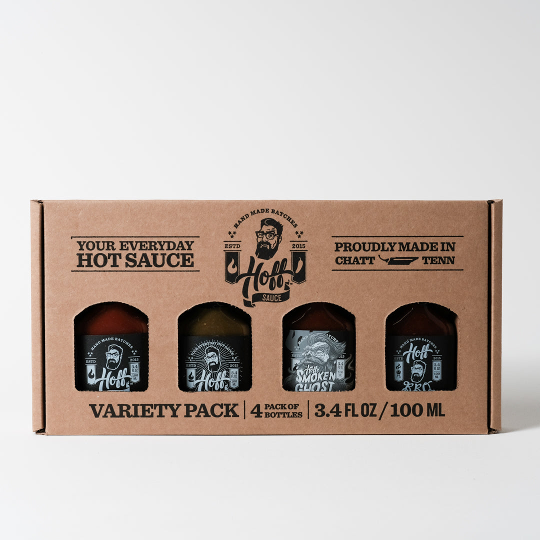 Hoff Mini Flask Gift Box | Hoff + Pepper