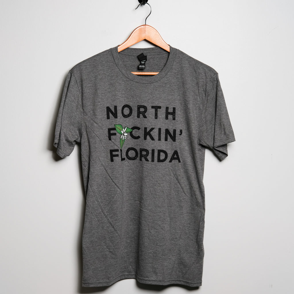 Tee S/S | North F#ckin' Florida | The Southern Pines