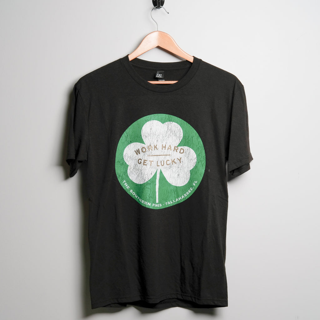 Tee S/S | Work Hard, Get Lucky Irish | The Southern Pines