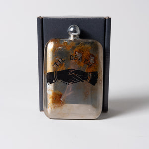 Till Death Noble Flask | The Sneerwell