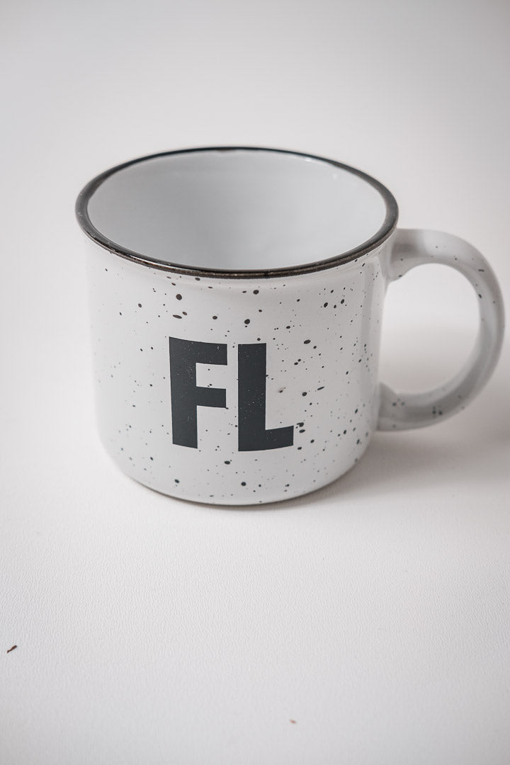 The Southern Pines FL Coffee Mug