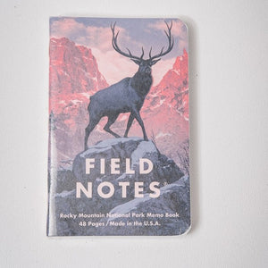 Rocky Mountain | Field Notes Brand