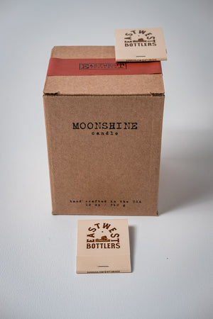 EastWest Bottlers' Moonshine Candle