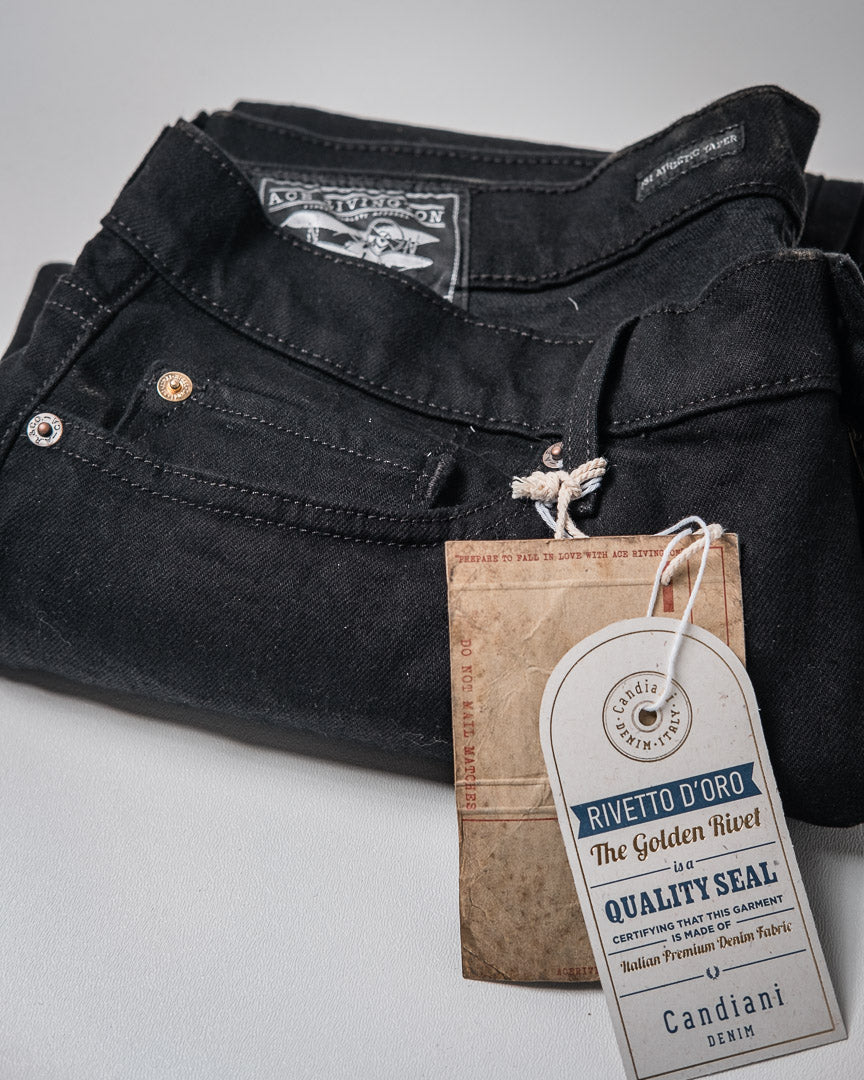 Ace Rivington's P-51 Athletic Tapered Denim