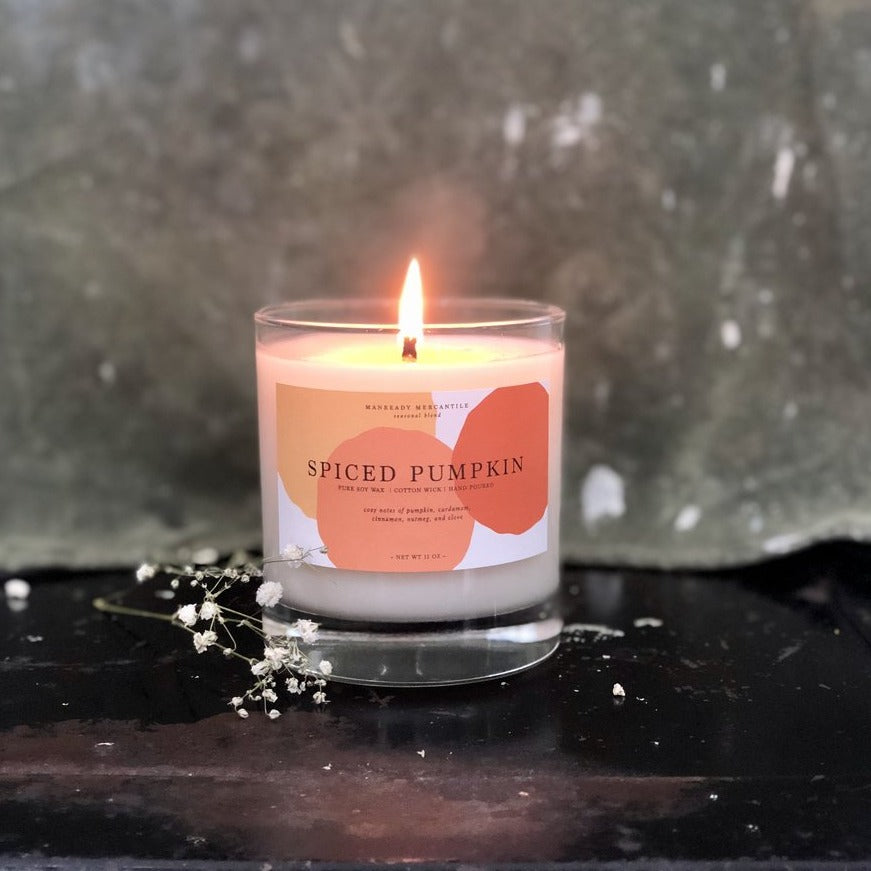 Candle *LIMITED EDITION* | Pumpkin | Manready Mercantile