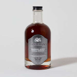 Barrel Aged Cola Syrup | Tippleman's