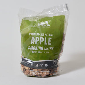 Woodchips | Apple | Fire and Flavor