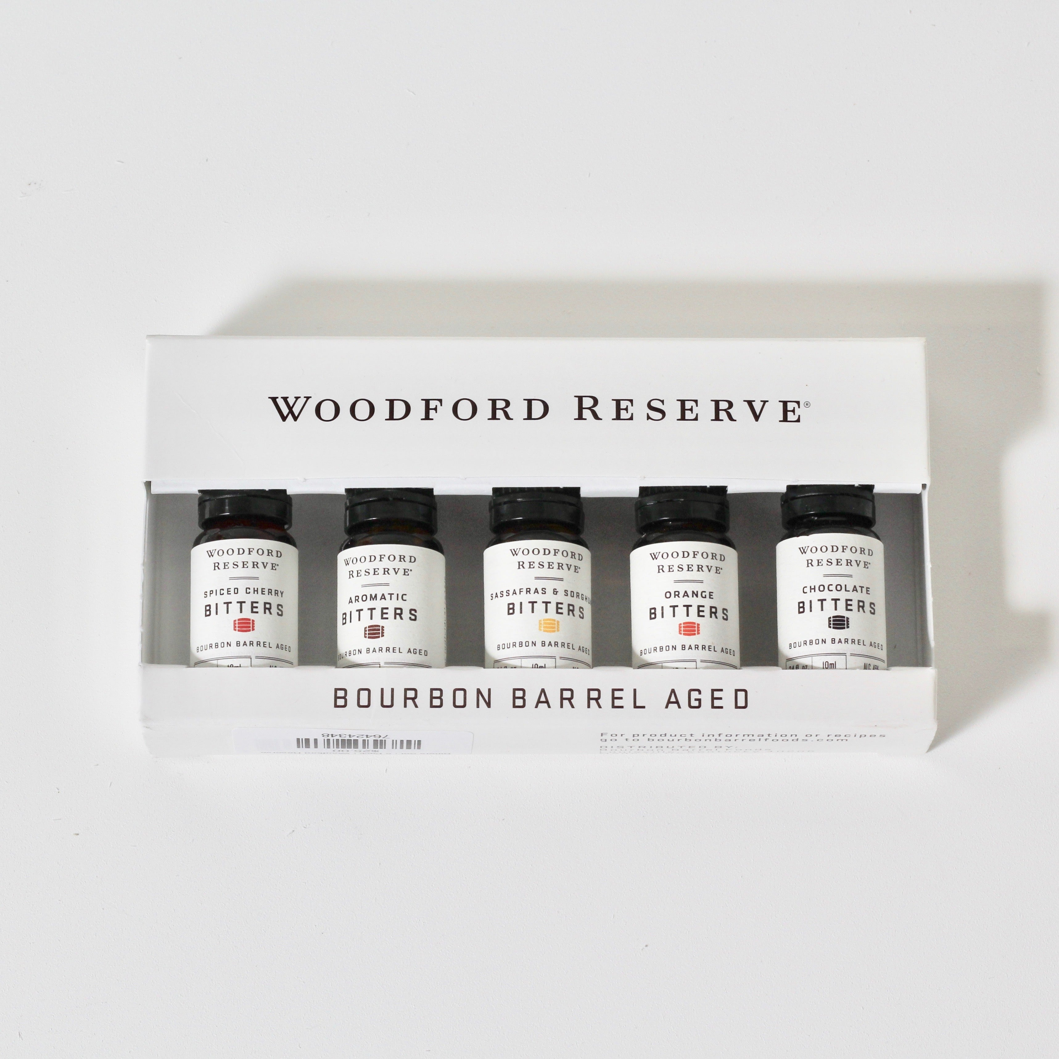 Bitters Set | 5 Pack | Woodford Reserve