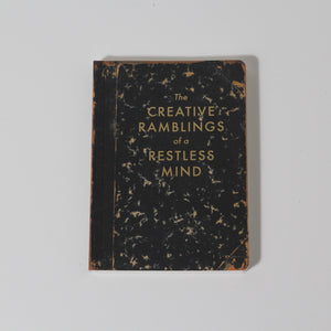 Creative Ramblings of a Restless Mind | Journal | The Mincing Mockingbird