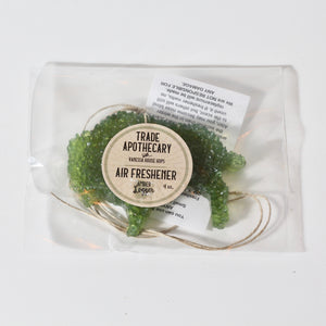 Air Freshener | Amber Logger | Trade Apothecary