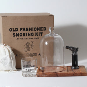 Smoked Old Fashioned Kit | The Southern Pines + Tallahassee Timberworks