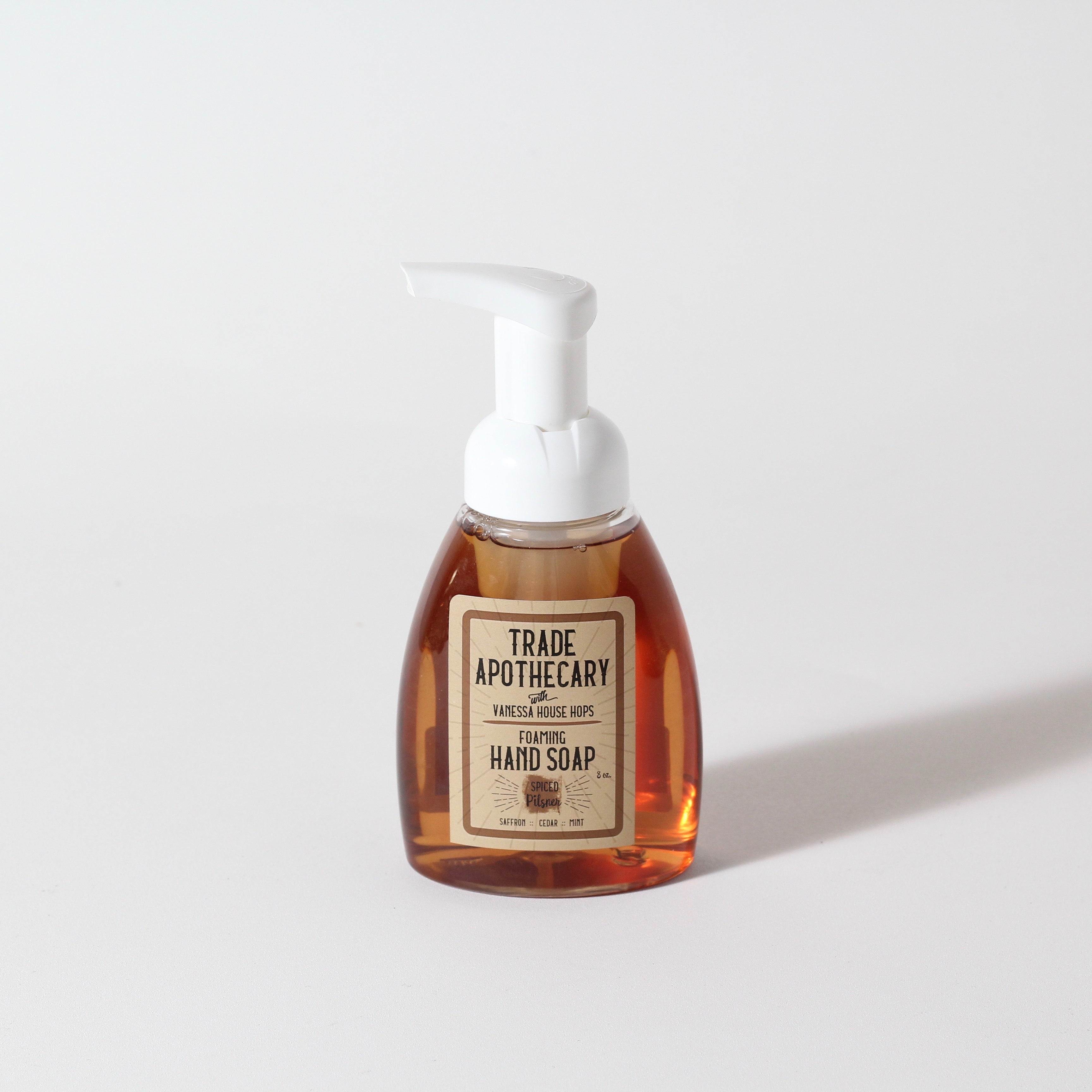 Foaming Hand Soap | Spiced Pilsner | Trade Apothecary