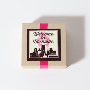 Welcome To Nashville | Marshmallow | Bang Candy Company
