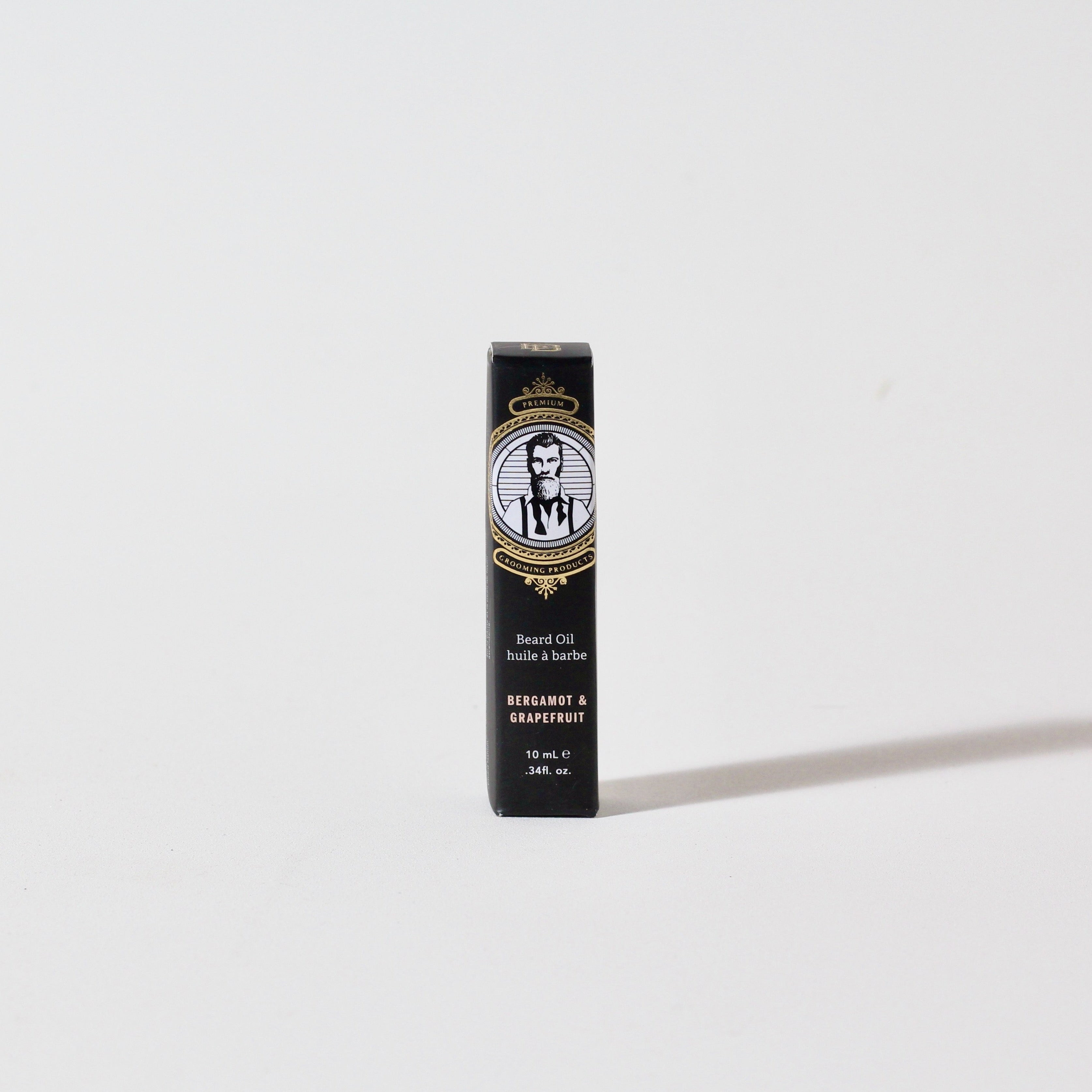 Bergamot Grapefruit | Beard Oil | Educated Beards