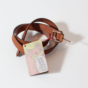 Buffalo Belt |  Naked and Famous